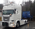 KNAS gratulerer Liva Transport AS